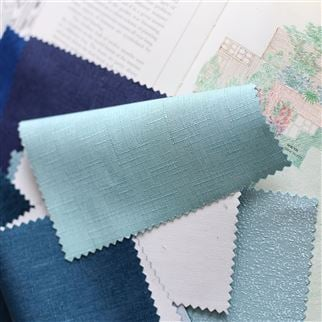 Marcello Alta Zinc Fabric | Designers Guild Essentials