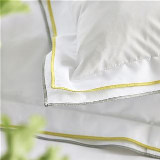 Astor Grey & Alchemilla Bed Linen