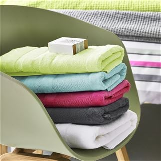 Coniston Acacia Towels | Designers Guild