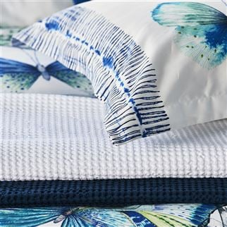 Alba Alabaster Throw | Designers Guild