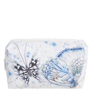Papillons Cobalt Medium Washbag