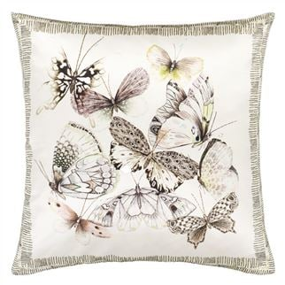 Papillons Shell Decorative Pillow