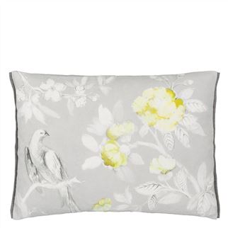 Pontoise Platinum Decorative Pillow