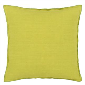 Brera Lino Lime Cushion