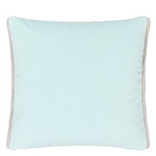 Varese Pale Aqua Cushion