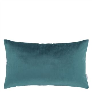 Trentino Teal Decorative Pillow