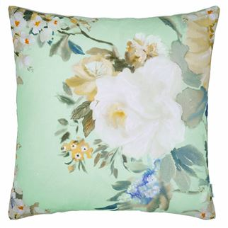 Proserpine Pale Jade Decorative Pillow