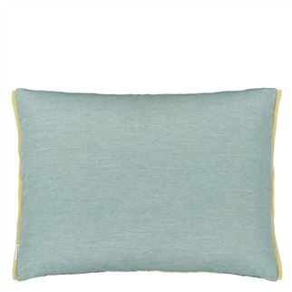 Montmartre Crocus Cushion - Reverse