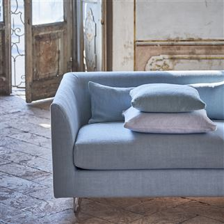 Brera Moda Ultramarine Fabric | Designers Guild Essentials