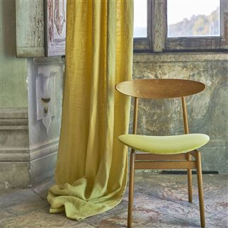 Brera Moda Lemon Fabric | Designers Guild Essentials