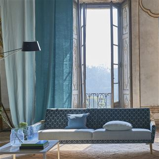 Brera Moda Ocean Fabric | Designers Guild Essentials