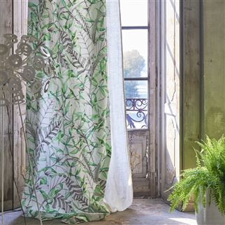Ventoux Chalk Fabric | Designers Guild Essentials