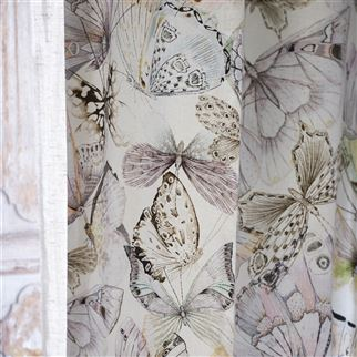 Papillons Shell Fabric | Designers Guild