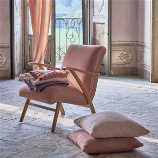 Brera Moda Pale Rose Fabric | Designers Guild Essentials