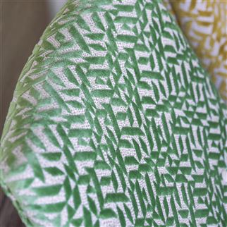 Dufrene Grass Fabric | Designers Guild