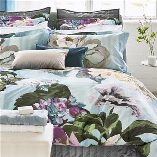 Delft Flower Sky Bed Linen