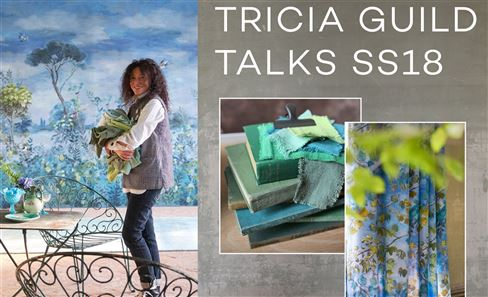 Tricia Guild talks Spring Summer 2018