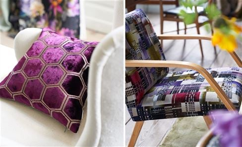 ALL DESIGNERS GUILD FABRIC