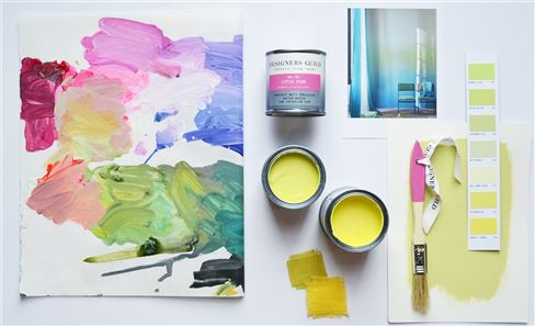 The Paint edit: Summer brights