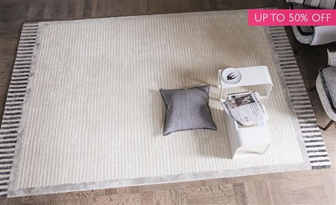 SALE WHITE COLLECTION RUGS