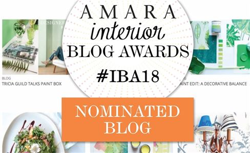 Amara Interior Blog nomination