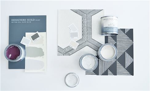 Paint Edit: The new geometric