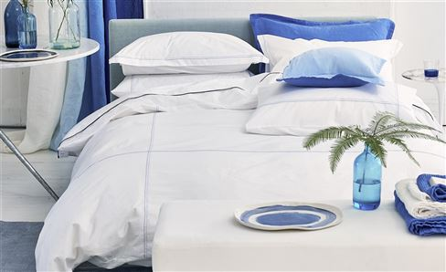 BLUE, TURQUOISE, TEAL BED LINEN