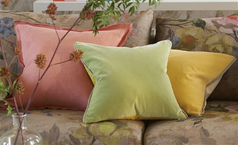 VELVET DECORATIVE PILLOWS