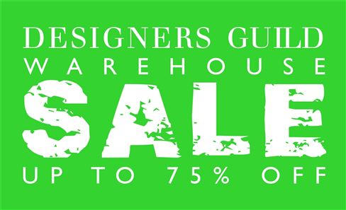 Warehouse Sale 20th - 22nd September 2019