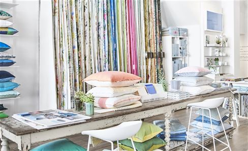 Designers Guild with I Love Linen - a Masterclass | 15th May