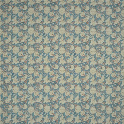 Winthrop Batik Powder Blue