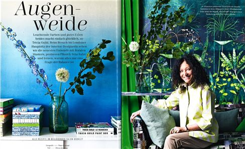 Tricia Guild featured in Salon, Germany