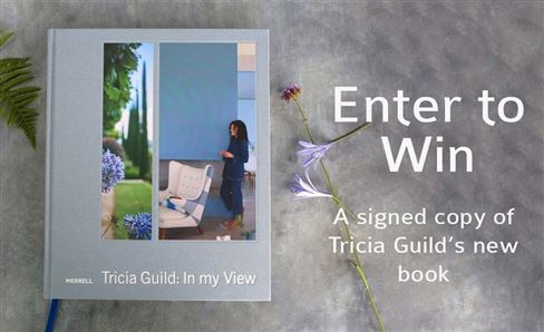 WIN A SIGNED COPY OF TRICIA GUILD'S NEW BOOK