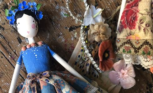 FAIRY WORKSHOP WITH MAGPIE & THE WARDROBE