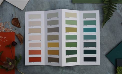 OUR EARTH TONE COLOURS