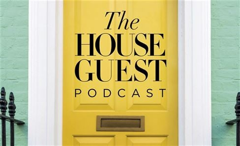The House Guest podcast with Tricia Guild