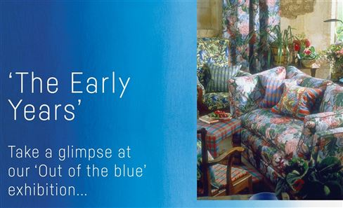 Out of the blue exhibition series | The Early Years