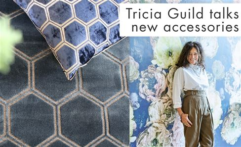 Tricia Guild talks new accessories for AW20