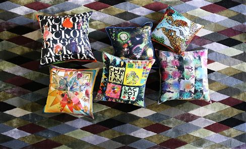 CHRISTIAN LACROIX CUSHIONS & THROWS