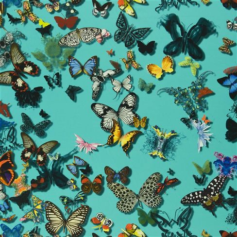butterfly parade - lagon