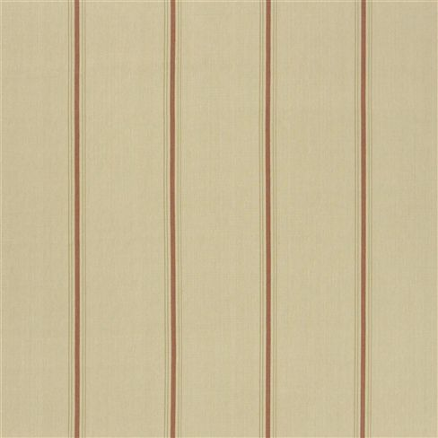 stamford stripe - dusty red