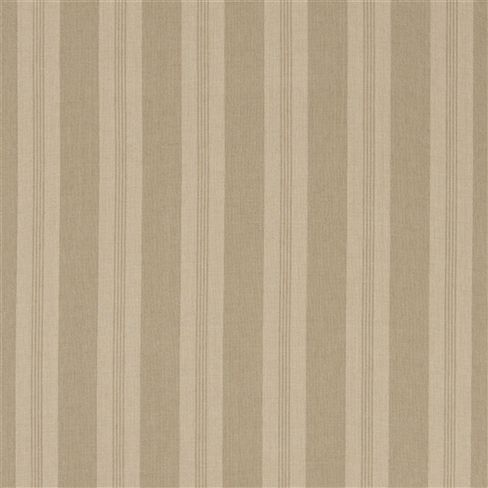 mill pond stripe - stone/linen