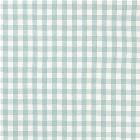 old forge gingham - pool/white