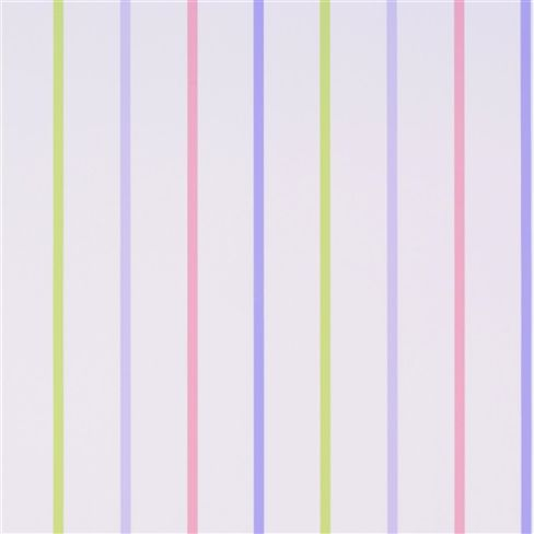 rainbow stripe - lilac
