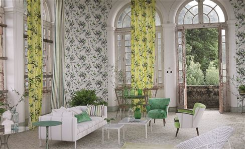 Front Page: Designers Guild Spring Collections: Part 2