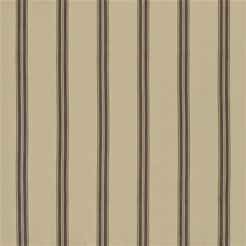 boathouse ticking - brown