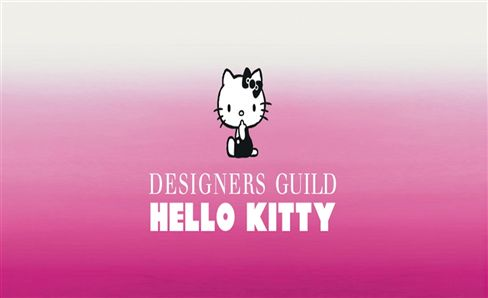Designers Guild: Hello Kitty