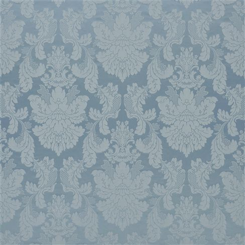tuileries damask - delft
