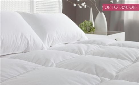 SALE DUVETS & PILLOWS