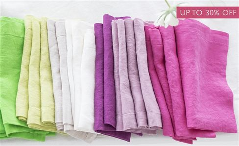 SALE TABLE LINEN